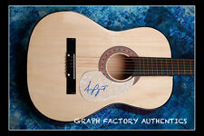 **GFA Country Superstar *AMY GRANT* Signed Acoustic Guitar A2 COA**