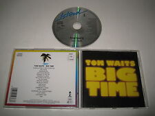 TOM WAITS/BIG TIME(ÎLE/259 363)CD ALBUM