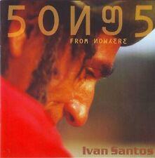 IVAN SANTOS /  Songs from Nowhere / (Brasilien  - neu - new