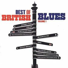 Best Of British Blues, Volume 1