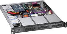 "1U (300W PSU)(3x3.5""+3x2.5"" HDD Bay)(Rackmount Chassis)(Micro-ATX / ITX)Case NEW"