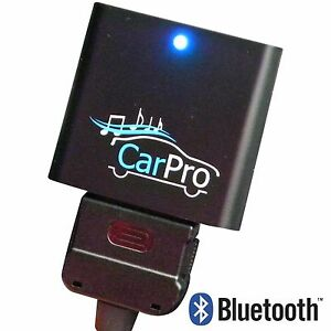 Bluetooth Adapter for 30 Pin iPod Cable for Music in BMW Cars CoolStream CarPro