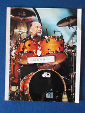 "Original Press Photo - 10""x8"" - Fleetwood Mac - Mick Fleetwood - 1998"