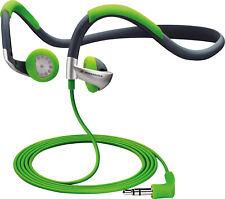 Genuine New Sennheiser PMX 70 Sport  Headphones  (Green)