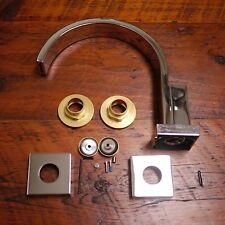 BRIZO Siderna Two-Handle Roman Tub Faucet Trim T67380 Shiny Chrome