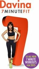 Davina 7 Minute Fit - for 2015 DVD 10 Workouts 5 Week Program