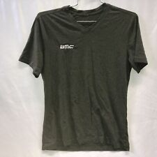 Lululemon BMC Pro Cycling T-Shirt Mens Medium Green Loose Athletic Fit