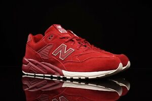 NEW* New Balance Men's Shoes MRT580BR 90's Running 580 Maroon Cream LIFESTYLE
