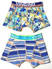 VINGINO Boxershorts Unterhose Gr. XS ( 110-116 ) B 161-3 CACATOO 2-PACK  Neu