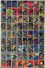 Amazing Spider-Man 1994 Fleer 150 Base Card Set
