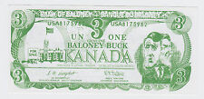 Kanada Bank of Baloney $3