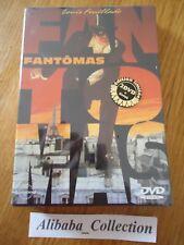 // NEUF COFFRET LOT DVD ** Fantômas ** Édition Limitée Numérotée LOUIS FEUILLADE