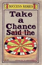 """Success Series 6-26 """"Take A Chance Said The Roulette Game"""" 1909"""
