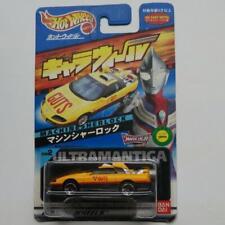 Rare Hot Wheels Chara Wheel Ultraman Tiga Machine Sherlock Bandai