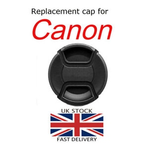 Replacement Snap-on Front Lens Cap for Canon 50mm f1.8 / F1.4 FD EF EOS