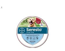 New listing Bayer seresto flea and tick collar large dog