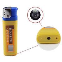 Creative Spy Camera Lighter Shape Hidden  DV DVR Video Recorder Cam Camcorder