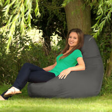 Bean Bag Bazar Beanbag Chair - Slate Grey