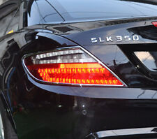 Mercedes Benz R172 SLK 200 230 250 350 55 AMG Chrome Arrière Queue Lumière Trims