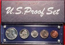 Uncirculated 1950 United States Silver Proof Set