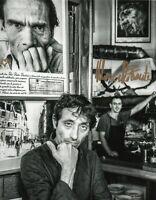 Marcello Fonte Dogman Foto Autografata Original Signed Autografo Pasolini Cinema