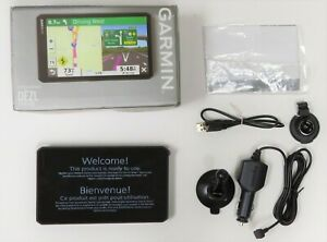 "GARMIN DEZL 7"" TRUCK GPS OTR700 | OTR700 MT-S | BLACK - TESTED"