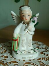 Vintage May Boy Angel Napco Japan Birthday Month Series A1921