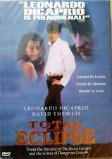 Total Eclipse [DVD R0] (1995) Leonardo DiCaprio, Rimbaud - Verlaine Art Drama