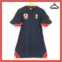 England Cricket Shirt Admiral M Medium Training Kit Jersey Ashes 2005 2006 C49