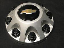 Chevy Silverado 2500 3500 Wheel Center Cap Silver 9597819 Fits Aluminum Wheel