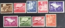 Germany 1943 Indian Legion Azad Hind issues MNH/MLH