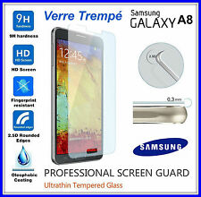 SAMSUNG GALAXY A8 2015 Tempered Glass Vitre de protection d'écran VERRE TREMPE