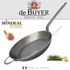 de Buyer - Mineral B Element - runde Eisenpfanne 32 cm