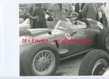 Dan Gurney Ferrari Dino 246 GERMAN GRAND PRIX 1959 RARE PHOTO