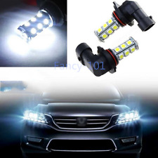 LED DRL Daytime Running Lights for 2013 Honda Accord Sedan Coupe 18-SMD
