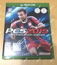 Pro Evolution Soccer 2015 (Microsoft Xbox One, 2014) PES