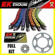 KTM 1190 RC8 R 2009 2010 2011 2012 525 EK ZVX3 Chain Front Rear Sprocket Kit