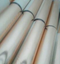 (3)3x50 Rose Gold Hot Stampin Foil For Kinglsey,Aamstamp,Howard
