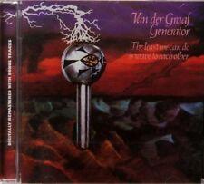 Van Der Graaf Generator-The Least We Can Do Is Wave cd 2 bonus remaster