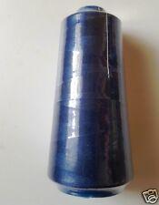 Overlock - Nähgarn 2-fädig gezwirnt 2500 m Farbe Blau*