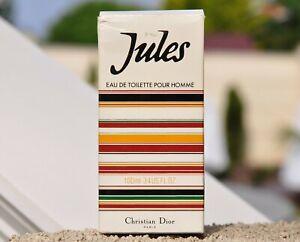 Christian Dior Jules 1980s edt 100ml 3.3 Fl.Oz RARE VINTAGE