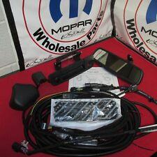 DODGE RAM 1500 2500 3500 Backup assistance camera NEW OEM MOPAR