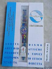 SWATCH+ITALY-SPECIAL++SAN FIORINO++#100/100+NEU/NEW
