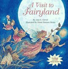 A Visit to Fairyland (Glitter Sitcker Book)
