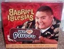 Gabriel Iglesias - We Luv Fluffy (2 CD Set, 2009) *New & Factory Sealed & Rare