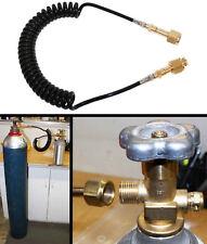 CO2 Fill hose for Homebrew Keg Kegerator Beer Line CO2 Tanks.