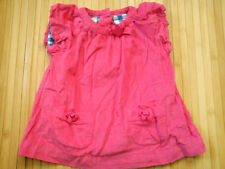 NICE PINK MINI BODEN BABY GIRL TUNIC TOP  DRESS 0/3 MTHS EXCELLENT CONDITIO(0.1)