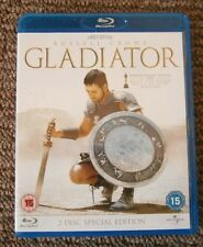 Gladiador.. Bluray, X2 disco especial.