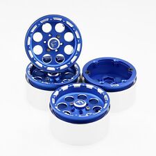 "GDS Racing Four(4) 2.2"" Alloy Beadlock Wheel Rim Wide 1.4"" for RC Model #088"