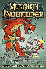 NEW Munchkin Pathfinder Card Game